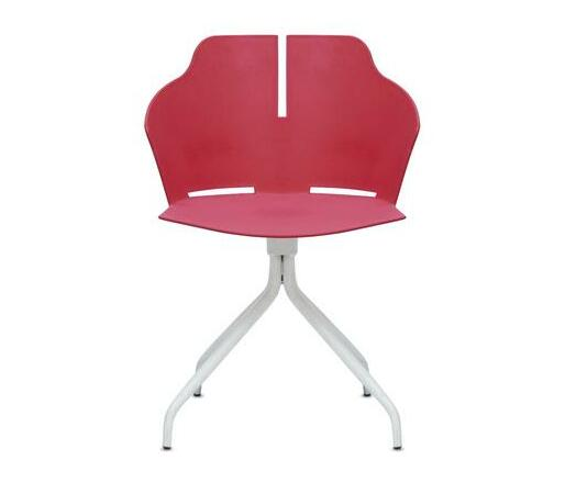 GOF Furniture - Zoomo Plastic Chair - Red
