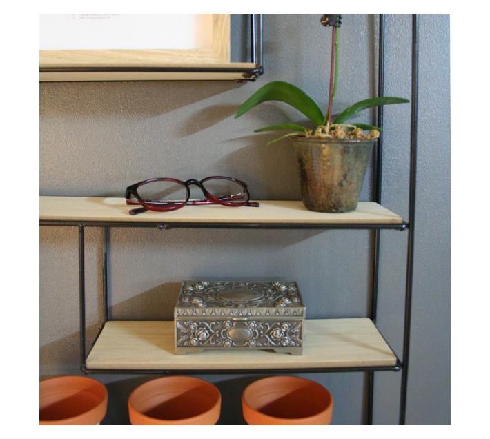 HouzeComfort Rectangular Decorative Wall Shelves & Display Shelf