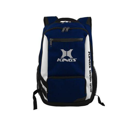 Kings Urban Gear Clean Cut 3 Toned Backpack - Navy 2640