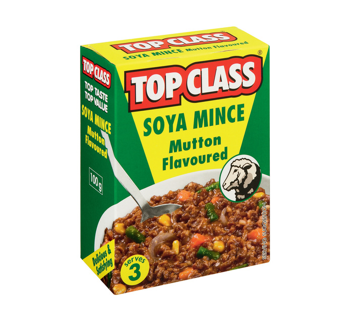 Top Class Soya Mince Mutton (5 x 100g)