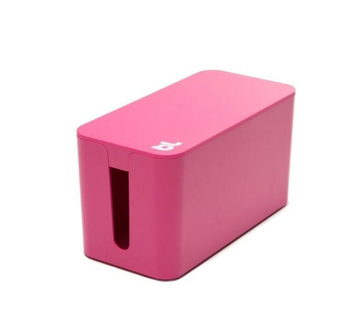Blue Lounge CableBox Mini (Pink)