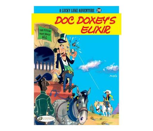 Doc. Doxeys Elixir Book 38