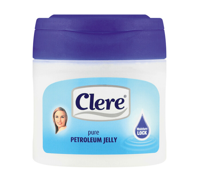 Clere Petroleum Jelly Bp Pure White (1 x 250ML)