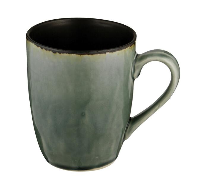 325 ml Fresh Grey Hammered Glaze Mug