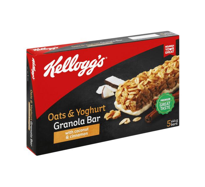 Kellogg's Granola Bar OATS&YOGHURT (12 x 5's)
