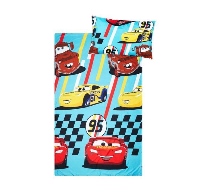 Character Single Duvet Cover Cars