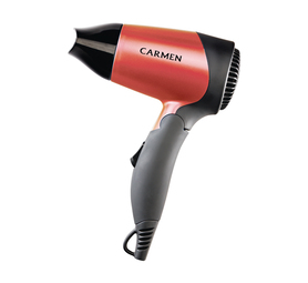 CARMEN 1200W On-The-Go Compact Hairdryer