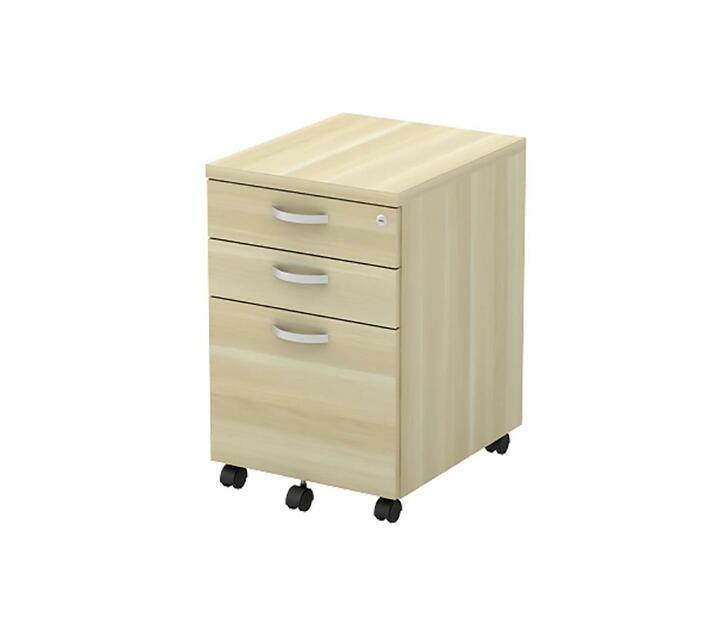 Linx Ecuador 2 drawer 1 deep filer pedestal