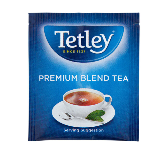 TETLEY Black Tea Envelopes (1 x 200's)