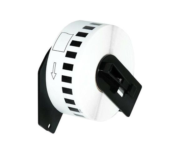 22214 Narrow Width Continuous Thermal Labels (Generic) | 12mm × 30.48m | Brother DK22214 Replacement