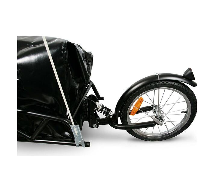 Venture Gear One Wheel Cargo Trailer for Bicycles