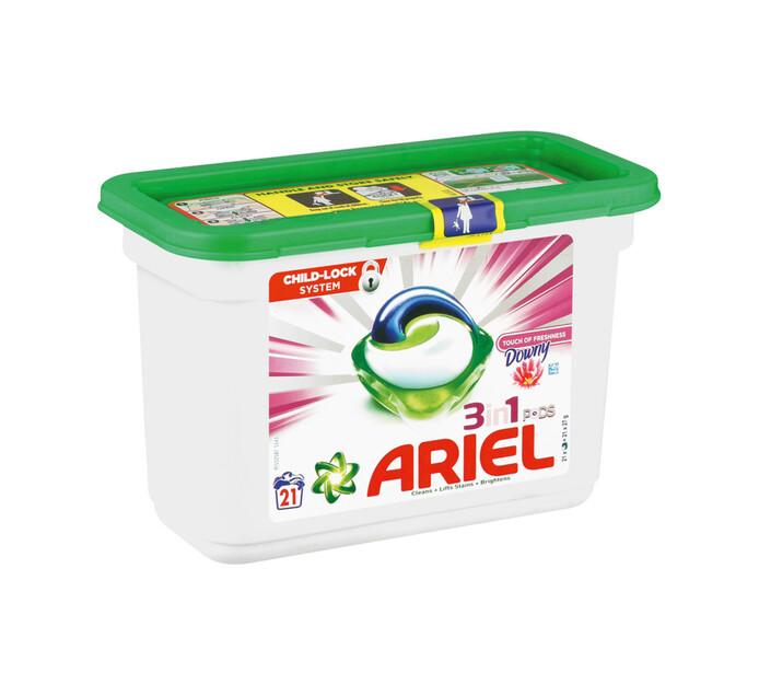 Ariel Ariel 3 in 1 Pods (1 x 21's)