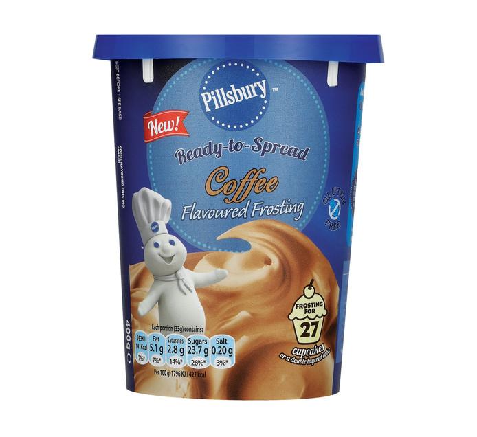 Pillsbury Frosting Coffee (1 x 400g)