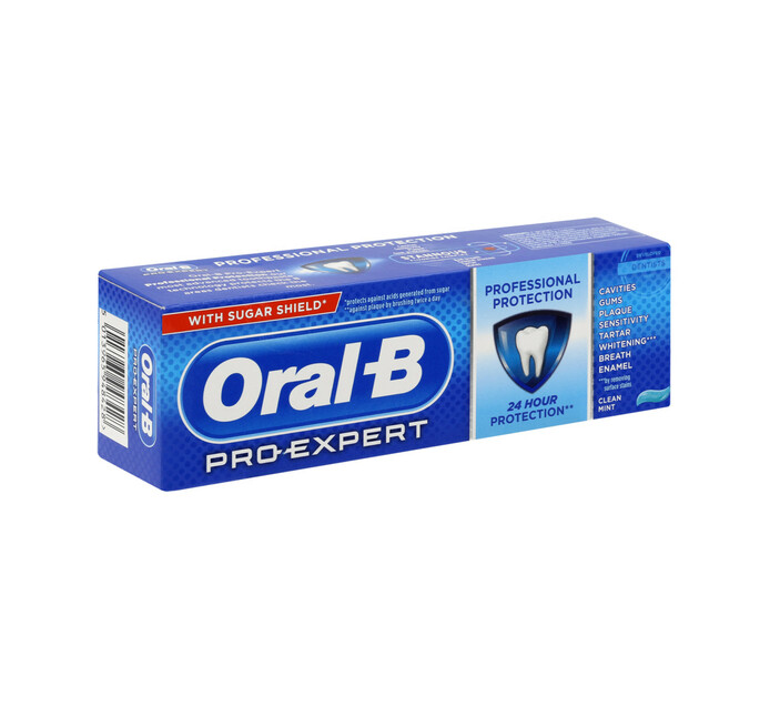 Oral B Pro Expert Toothpaste Professional Protection (1 x 75ml)