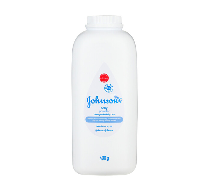 Johnsons Baby Powder Regular (1X400g)