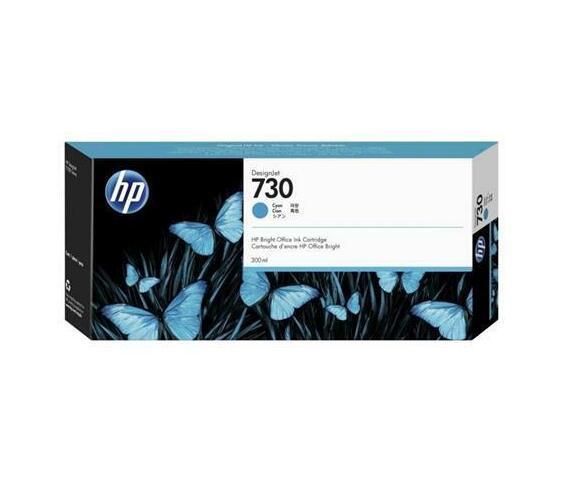 HP 730 - high capacity - cyan - original - DesignJet - ink cartridge