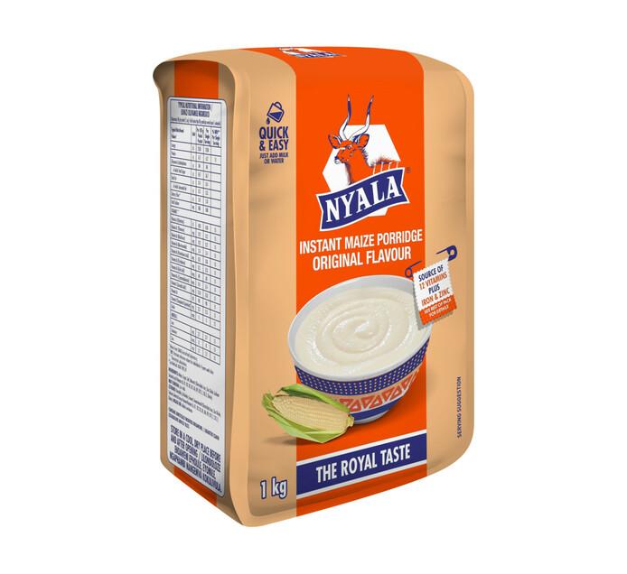 NYALA B/FAST PORIDGE 1KG, ORIGINAL