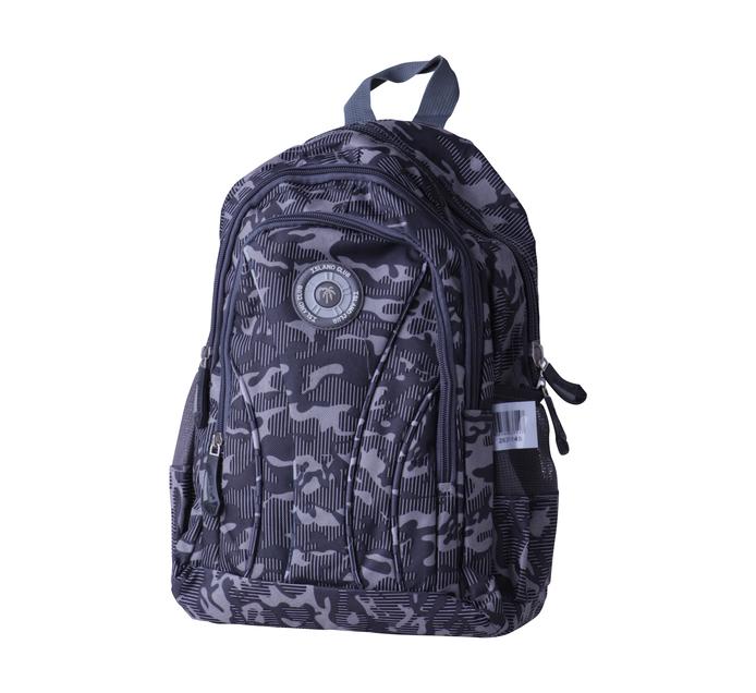 Tosca 3-Division Island Club Junior Backpack