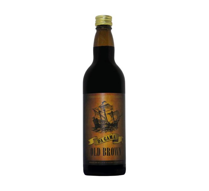 Da Gama Old Brown Sherry (1 x 750ml)