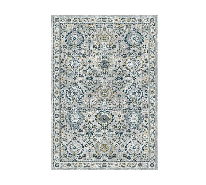 Zenith Rug - Floral Gray 120x170