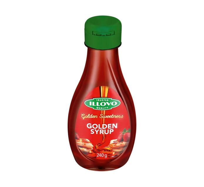 Illovo Golden Syrup (6 X 240G)