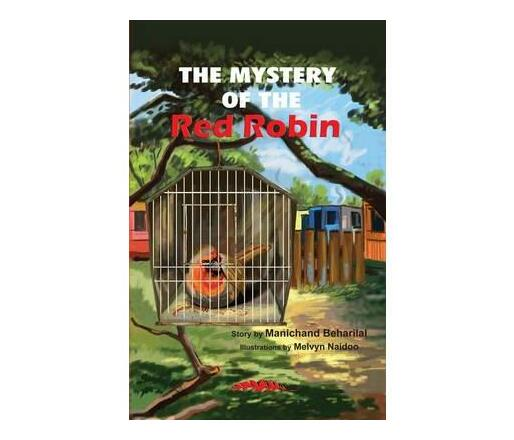 The mystery of the Red Robin: Gr 6 - 8: Reader : E-Book