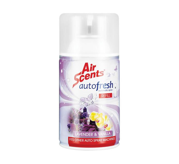 Air Scents Auto Machine Refill Lavender And Vanilla (1 x 300ml)