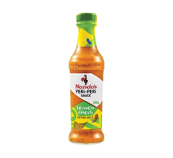 Nandos Sauce Lemon and Herb (1 x 250ml)