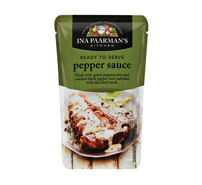 Ina Paarmans Sauce Pepper (1 x 200ml)