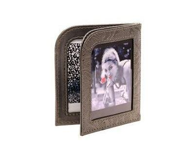 Instax Square Fold Frame Pearl White