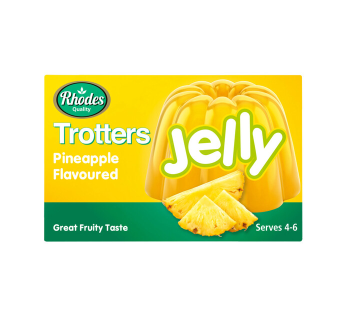 Trotters Jelly Pineapple (6 x 40g)
