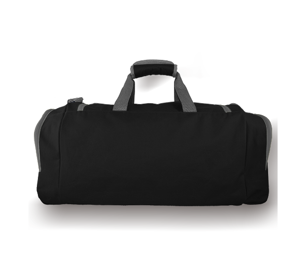 Kings Dome Shaped Carry Bag Black & Grey - 2577L