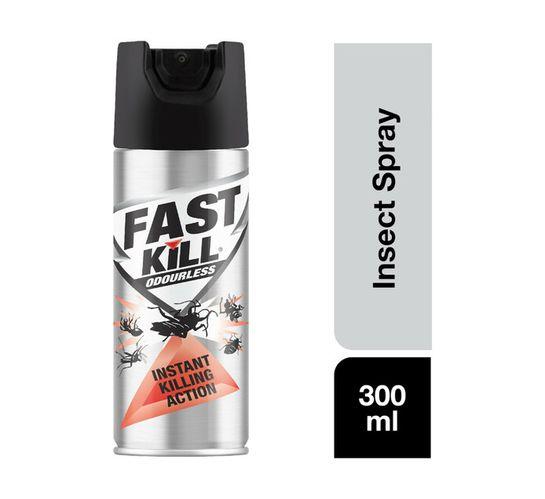 Fastkill Insect Spray Odourless (1 x 300ml)