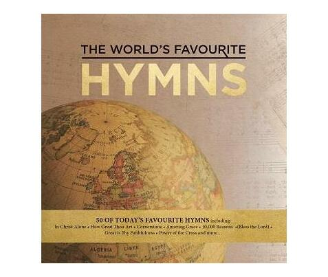 The Worlds Favourite Hymns (3CD)