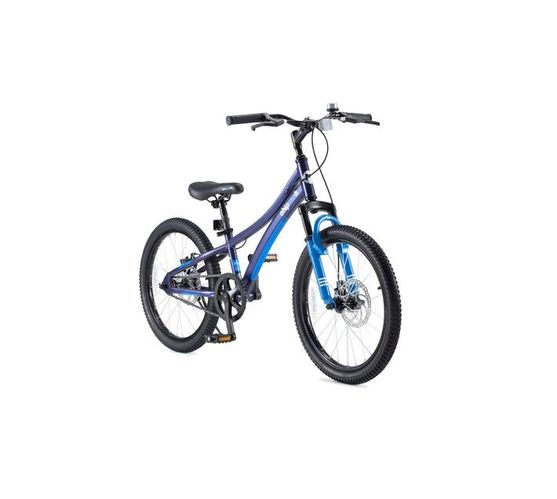 RoyalBaby Chipmunk Explorer 20'' Aluminum Bicycle Blue