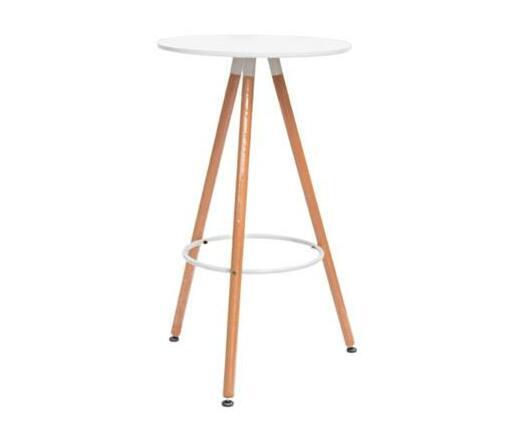 GOF Furniture - Atelier Table - White