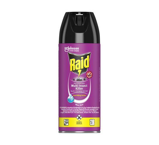 Raid Insect Spray Regular (24 x 300ml)