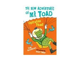 The New Adventures of Mr Toad: Operation Toad!