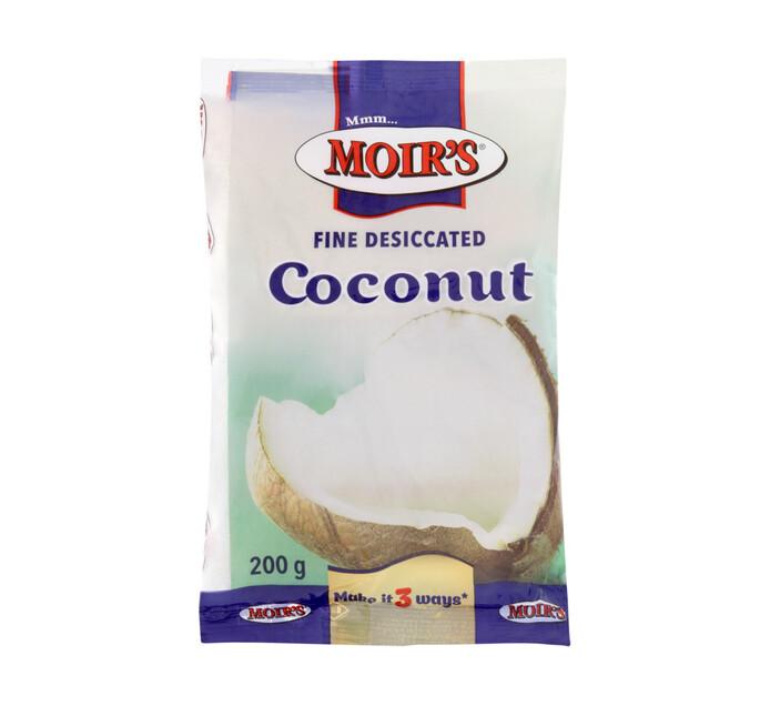 Moir's Coconut Fine (1 x 200g)