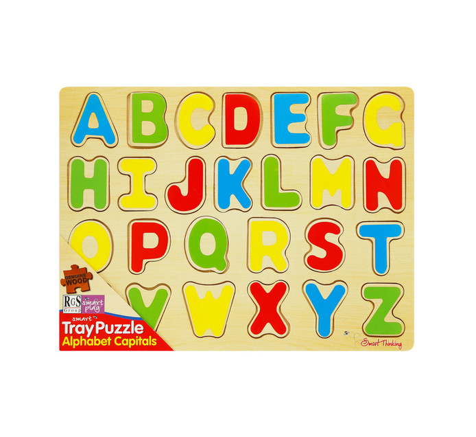 Peg Board Puzzle English