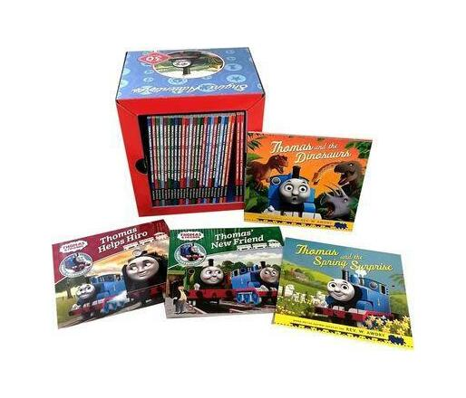 Thomas and friends Adventures 30 Book Set