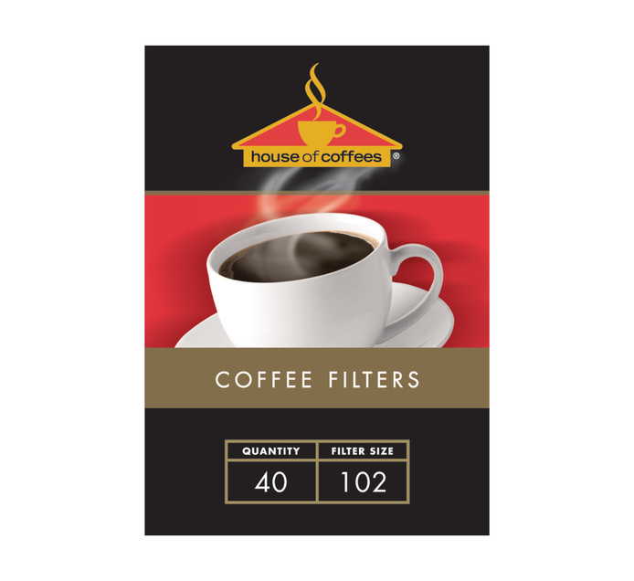PERCO Coffee Filter Paper (102's)