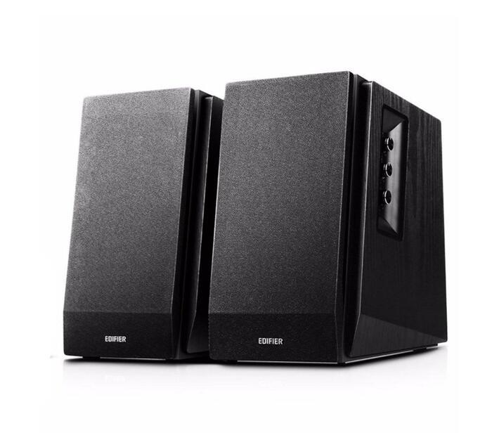 Edifier - R1700BT-BLA Active Bookshelf / Multimedia Speaker - Bluetooth