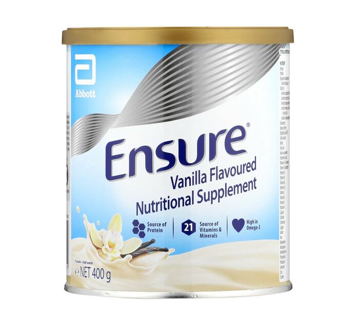 Ensure Ensure Vanilla (1  x 400g)