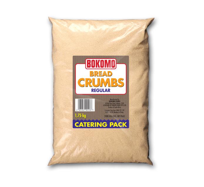 BOKOMO REGULAR  BREADCRUMBS 1.75KG