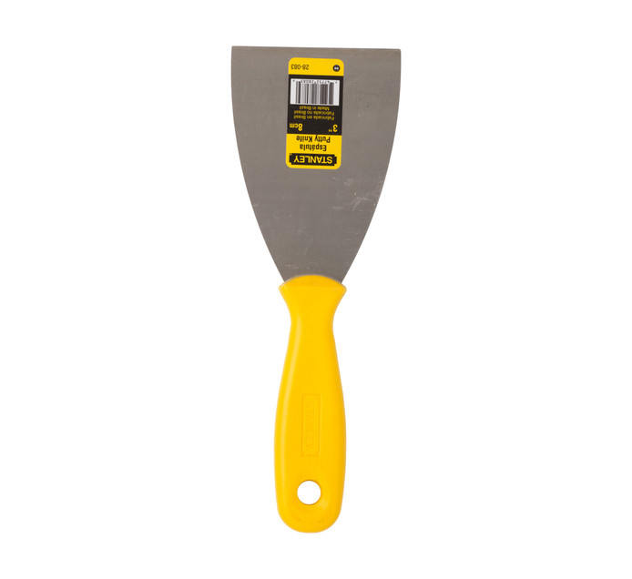 STANLEY PUTTY KNIFE 75MM