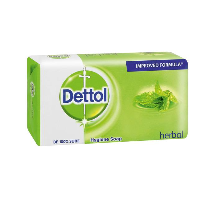 Dettol Soap Herbal (12 x 150g)
