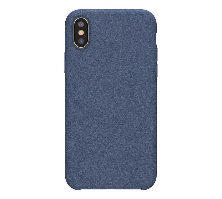 Baseus Original Super Fiber Series Case for iPhone XS Max - Blue