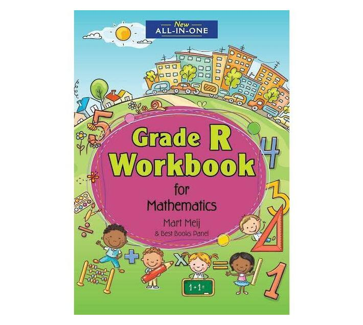 New All-In-One Mathematics Grade R Workbook