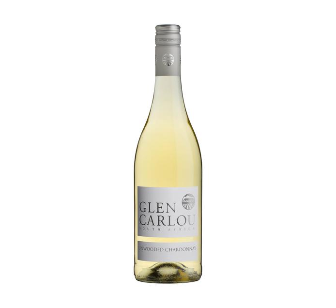 Glen Carlou Unwooded Chardonnay (1 x 750ml)